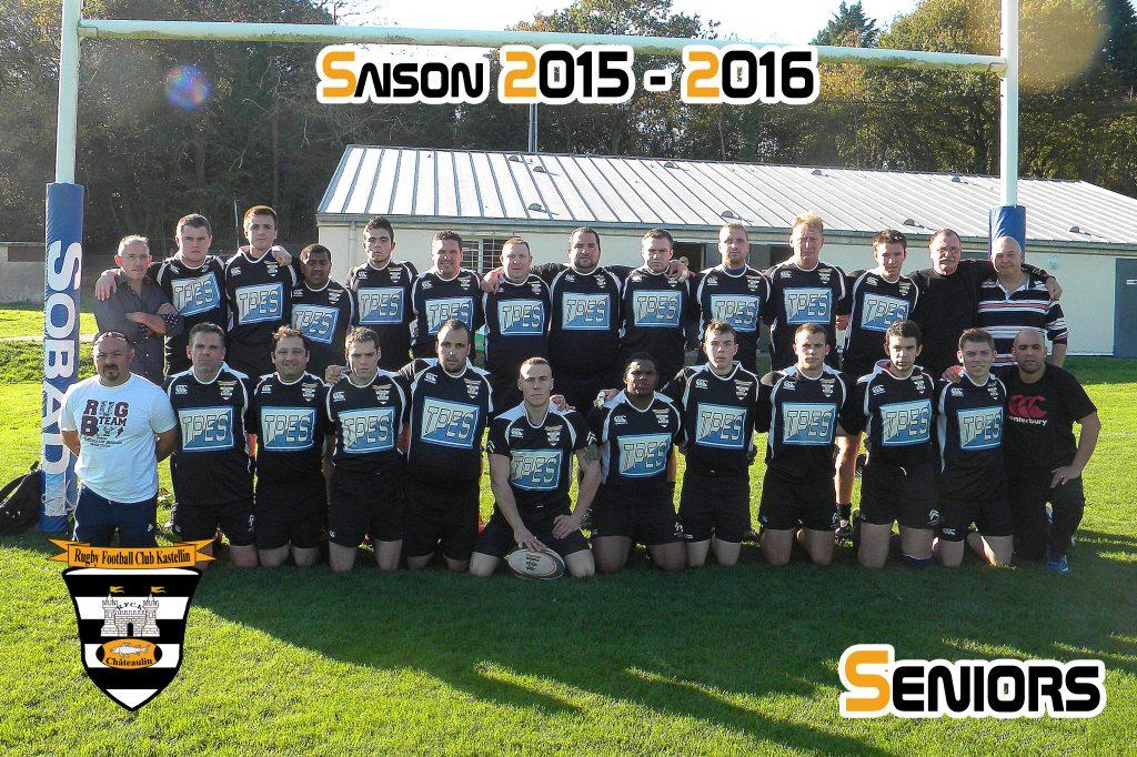 Seniors 2015-2016